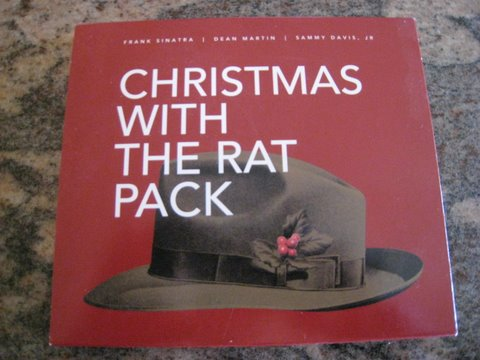 Okay, so it's not Christmas. It's the only Rat Pack item mjb owns!   Photo by mjb2009
